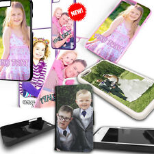 Personalised Photo/Text/Name Plastic/Rubber/Silicon Phone Case all iPhone Models