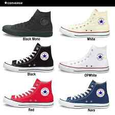 CONVERSE Chuck Taylor All Star High Top Shoes Unisex Canvas Sneakers