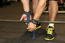 GYM WEIGHT LIFTING STRAPS WRAPS POWERLIFTING BAR STRAPS WRIST BAR STRAPS WRAPS