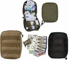 Rothco MOLLE Military Tactical Medical Emergency First Aid Kit