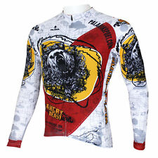 new Paladin Bear haunt Cycling Jersey Bicycle Bike Comfortable outdoor Sportwear