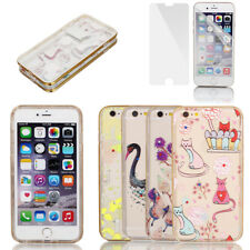 Soft Plastic Ultra Thin Case Cover w Bumper Frame for Apple iPhone 6 Plus 5.5""