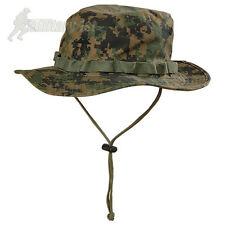 Helikon USMC US Marines GI Boonie Bush Jungle Hat Army Cap Digital Woodland Camo
