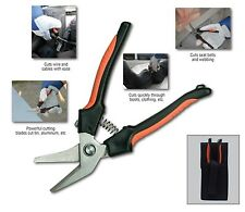 EMS EMT Paramedic Medic Ultra Super Cut Power Strong Extrication Shears Holster