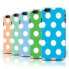 STUFF4 Back Case/Cover/Skin for Apple iPhone 6/Polka Dot Pattern