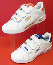 LADIES FILA STREET STAR EVERYDAY CASUAL TRAINERS WITH 3 RIPTAPE STRAPS