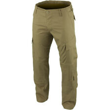 ACU Ripstop Army Combat Cargo Trousers Mens Military Pants Coyote Tan S-XXL