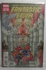 MARVEL COMICS FANTASTIC FOUR VARIANT EDITION 605 BOARDED BAGGED AND READY TO GO!