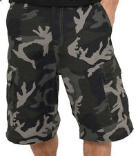 Urban Classics Cargo Shorts Urban Camo Tb517 Rip Stop Cotton Men's Men