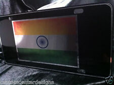 INDIAN FLAG License Plate INDIAN Pride Country Pride License Plate