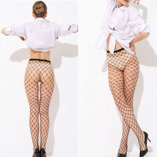 Fine Fashion Girls Women's Sexy Fishnet Pattern Pantyhose Tights Punk Stockings