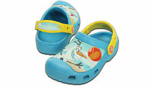 New Kids Toddler Crocs Creative Olaf Clogs Shoes Size 6/7 8/9 10/11 12/13