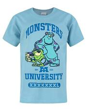 Official Monsters University Mike & Sulley Boy's T-Shirt