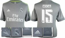 *15 / 16 - ADIDAS ; REAL MADRID AWAY SHIRT SS / ESSIEN 15 = KIDS SIZE*