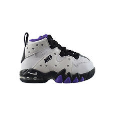 Nike Air Max CB '94 Toddlers Baby Infant Shoes White/Black-Purple 408886-105