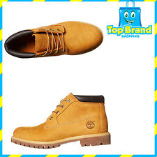 Timberland® Icon heritage chukka BOOT wheat LEATHER Mens Boots SHOES RRP $299