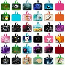 "10"" 10.1"" Laptop Sleeve Tablet Case Netbook Computer Carry Bag Cover Soft Pouch"