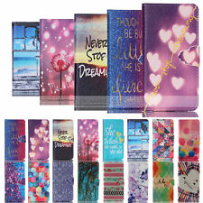 Luxury Painted Magnetic Wallet Leather Case Cover For Samsung Galaxy S3/S4/S5/J1