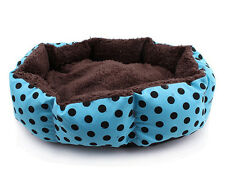 Winter Pet Dog Puppy Cat Warm Bed Soft Flannel House Plush Cozy Nest Mat Pad Hot