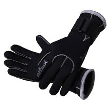 Man&woman 3mm Neoprene Skid-proof Wetsuit Gloves Swimming Surfing Diving Gloves