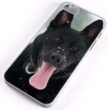 German Shepherd Dog Canine Case Fits Apple iPhones Any Carrier