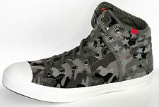New Unisex CONVERSE CT SWAG HI Charcoal Trainers 141851C