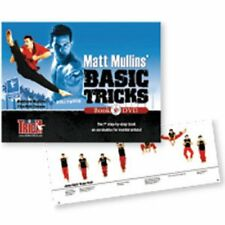 Matt Mullins Basic Tricks Book and DVD