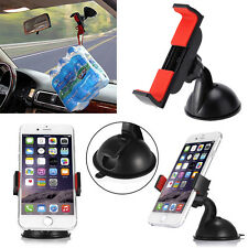 360°Car Holder Windshield Dashboard Suction Cup Mount Bracket for Phone GPS New