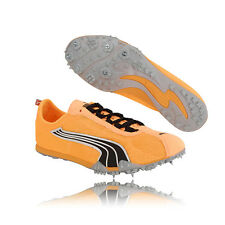 Puma Complete TFX Harambee 3 Pro Womens Orange Running Sports Shoes Trainers