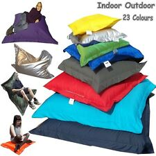 In Outdoor Large Bean Bag Lounger Kids Adult Children Giant Cushions Pet Bed