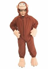 Toddler Curious George Costume