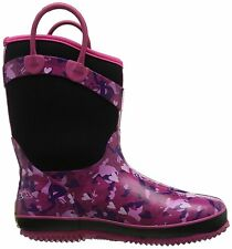 NIB Western Chief Girl's Pink Wilderness Camo Insulated Rain Snow Boots