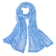 Woman Sun UV Protection Long Chiffon Pashmina Wrap Scarf Stole Shawl Fashion New