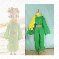The little Prince Le Petit Prince Movie Cosplay Costume Set Top Pants Scarf Belt
