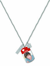 "1D One Direction Collectable 16"" Dog Tags Band Liam Picture Image Gift Official"