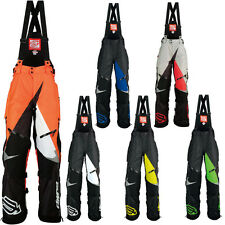 Arctiva Comp Insulated Mens Sled Snowboarding Snowmobile Bibs