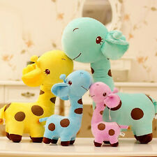 Stylish Cute Plush Giraffe Toy Animal Dear Doll Baby Children Birthday Xmas Gift