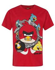 Official Angry Birds 2.0 Boy's T-Shirt