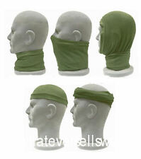MULTI FUNCTION HEADOVER head cover scarf hat neck warmer over military balaclava