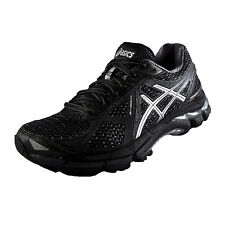 Asics Womens GT 2000 3 Premium Running Shoes Gym Trainers Black *AUTHENTIC*