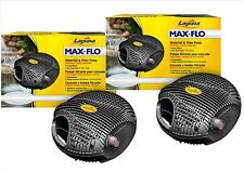 LAGUNA MAX FLO POWER JET SOLIDS HANDLING FILTER FLOW POND PUMP GARDEN KOI FISH