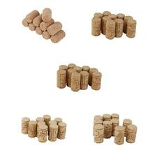 10x Brew Wine Corks Bottle Stoppers Plugs Preservation Cork DIY Craft Art Hobby