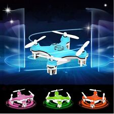Cheerson CX-10 CX10 Mini 2.4G 4CH 6 Axis LED Light RC Quadcopter Helicopter RTF