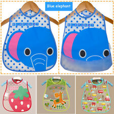 New Baby Boy Girl Infant Burp Cloth Bibs Waterproof Saliva Towel Feeding Tools