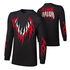 WWE NXT FINN BALOR CATCH YOUR BREATH LONG SLEEVE YOUTH SHIRT OFFICIAL NEW