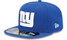 New Era New York Giants NFL On Field Cap 5950 Authentic Fitted Basecap 6 7/8-8