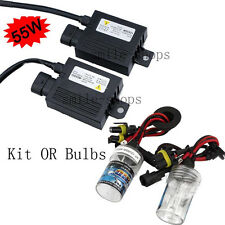 55W HID Xenon Headlight Conversion KIT Bulb H1 H3 H4 H7 H11 H13 9004 5 6 880 X
