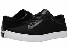 Kenneth Cole Mens Double Knot Casual Lace Up Low Fashion Sneakers Shoes Kicks