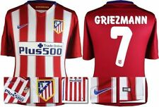 2015 / 2016 - NIKE ; ATLETICO MADRID HOME SHIRT SS / GRIEZMANN 7 = SIZE*