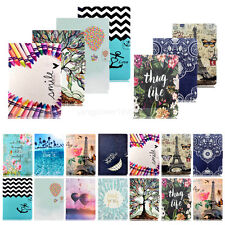 YB44 Wallet Leather Case Cover For Samsung Galaxy Tab T210 T715 T815 T550 T560